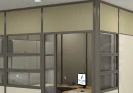 Modular Walls Open Plan Systems