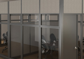 Modular Walls Conference Room