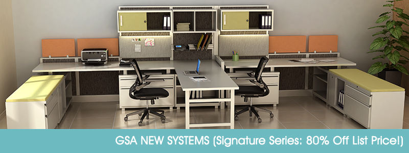 GSA New Systems
